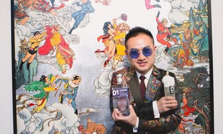 D1 Vodka Previews at the Fine Art Society