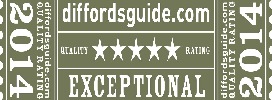 Exceptional Rating from Difford's Guide