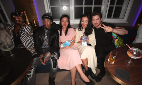D1 London Spirits makes a splash at LFW after party